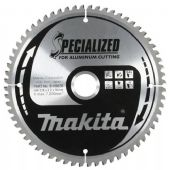 Makita 190x30mm TCT Circular Saw Blade for Aluminium - 60 Teeth (B-09597)